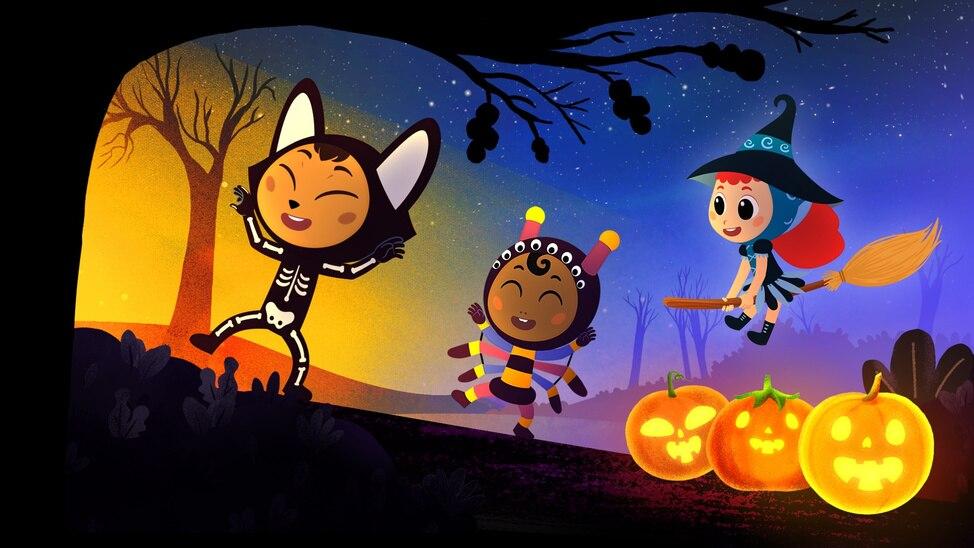 Episode 1 - Halloween