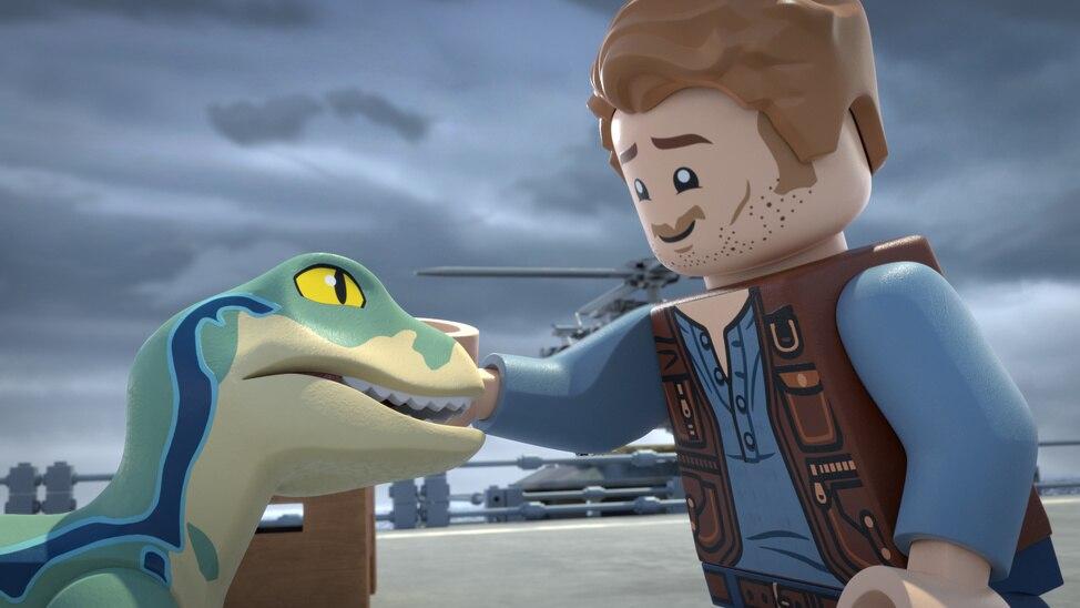 Episode 1 - Lego Jurassic World: The Secret Exhibit
