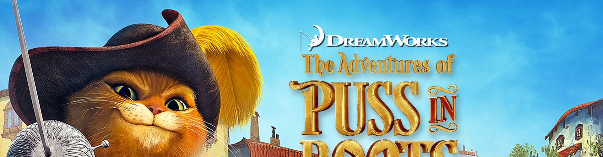 Watch The Adventures of Puss In Boots Online