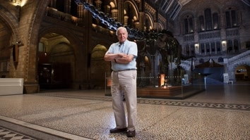 David Attenborough Conquest Of The Skies