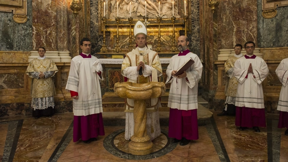 Episode 4 - Young Pope, The  4