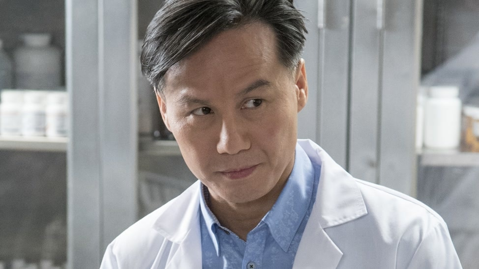 Are You With Me, Doctor Wu?
