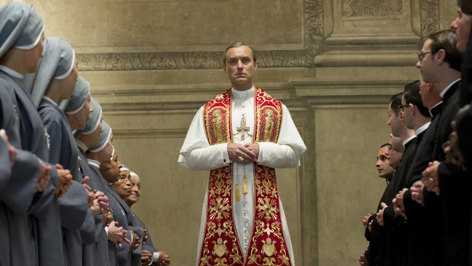 Episode 1 - Young Pope, The  1