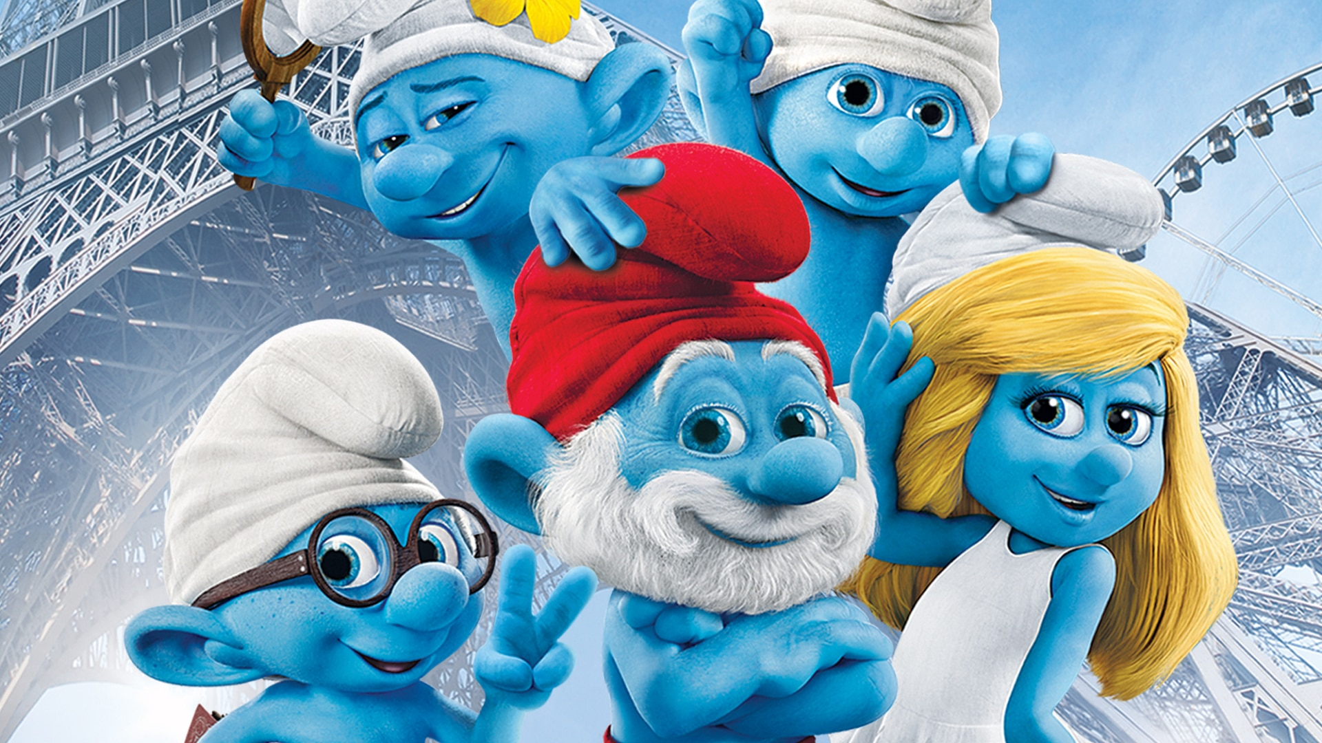 Watch The Smurfs 2 Online Stream Full Movie Nowtv Free Trial