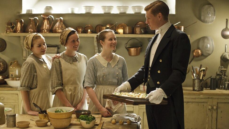 Downton Abbey   5