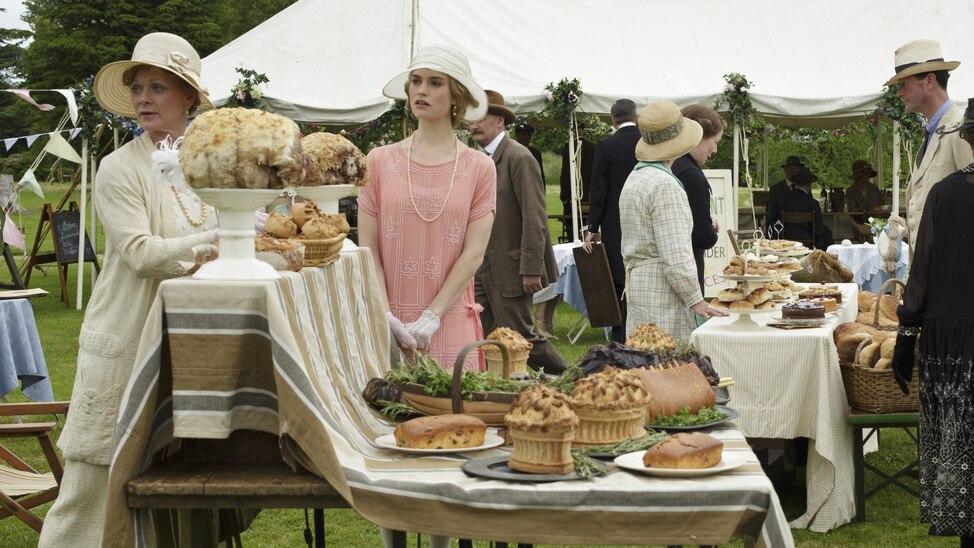 Downton Abbey   8
