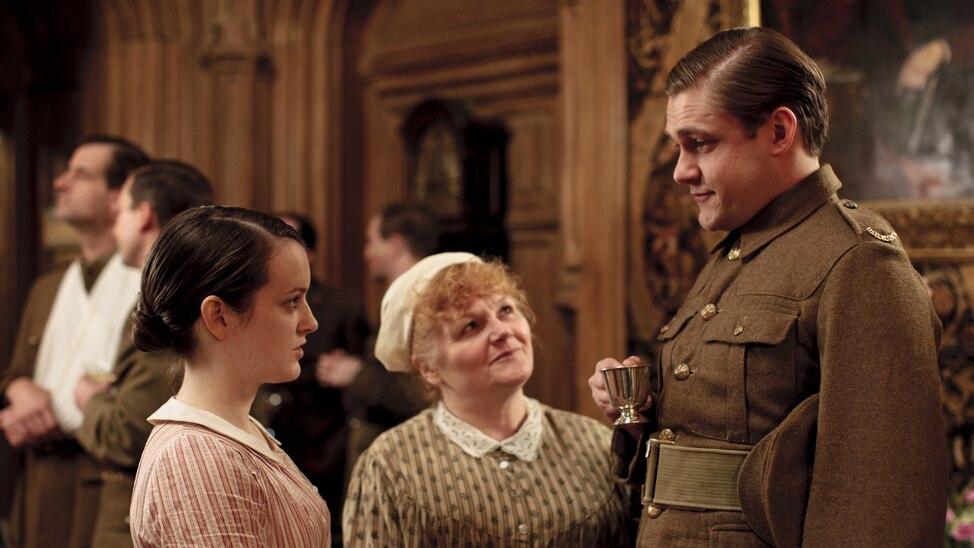 Downton Abbey   4