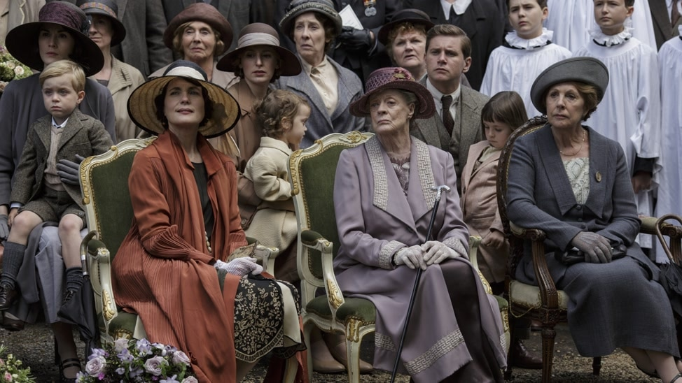 Downton Abbey   8