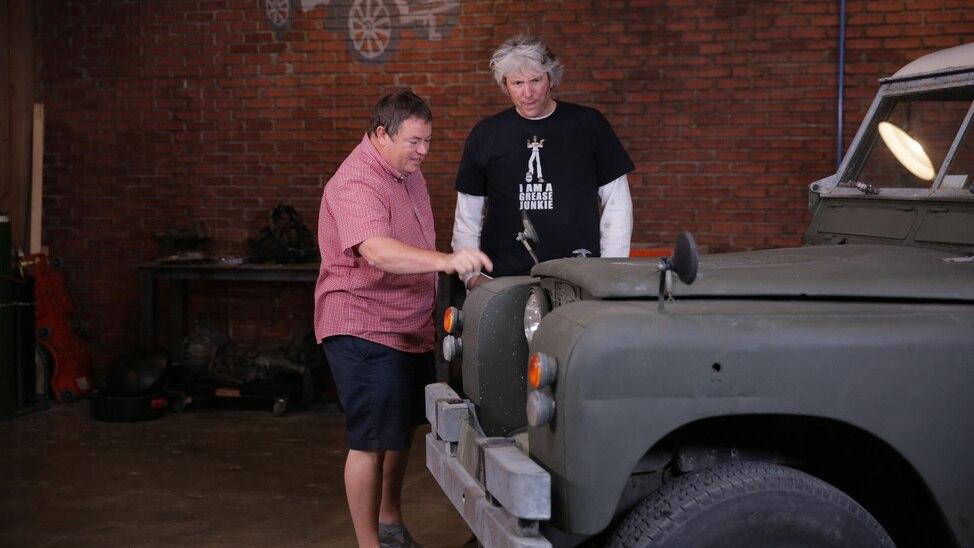 Episode 7 - 1965 Land Rover Iia