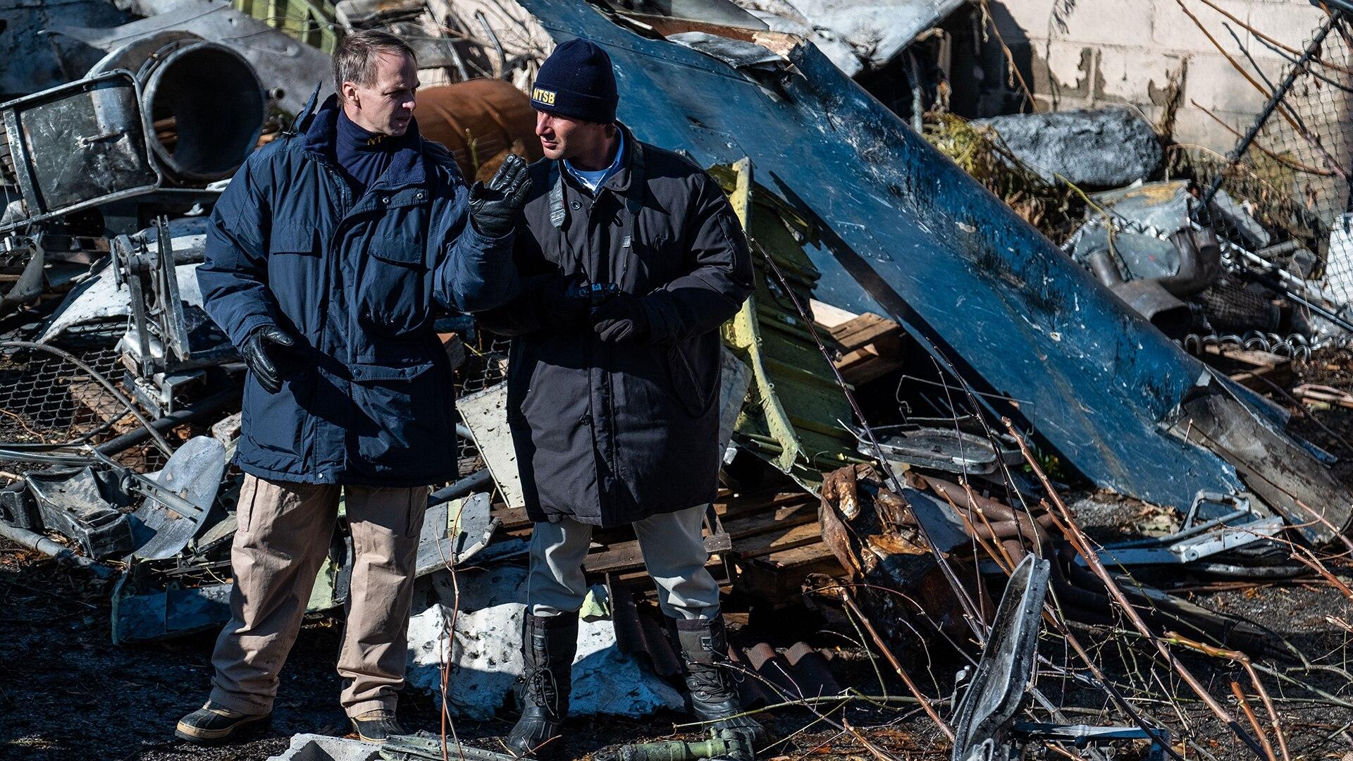 Manchester Runway Disaster