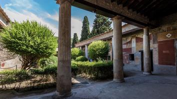 The Gardens Of Pompeii