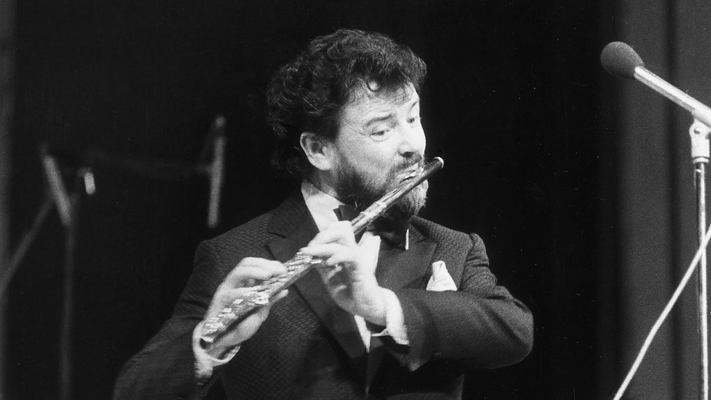 James Galway: The South Bank Show Origin