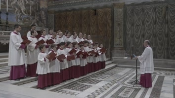 The Sistine Chapel Choir