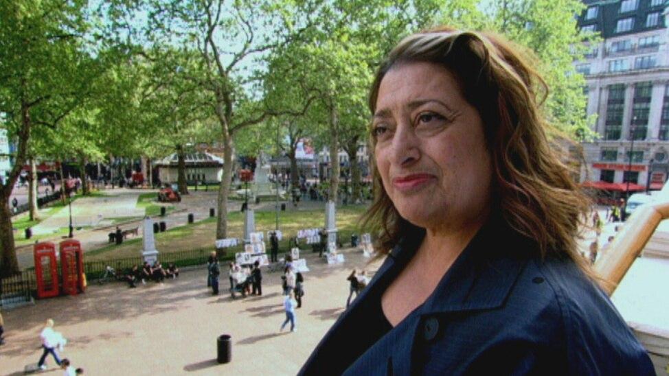 Episode 2 - Zaha Hadid: The South Bank Show Original