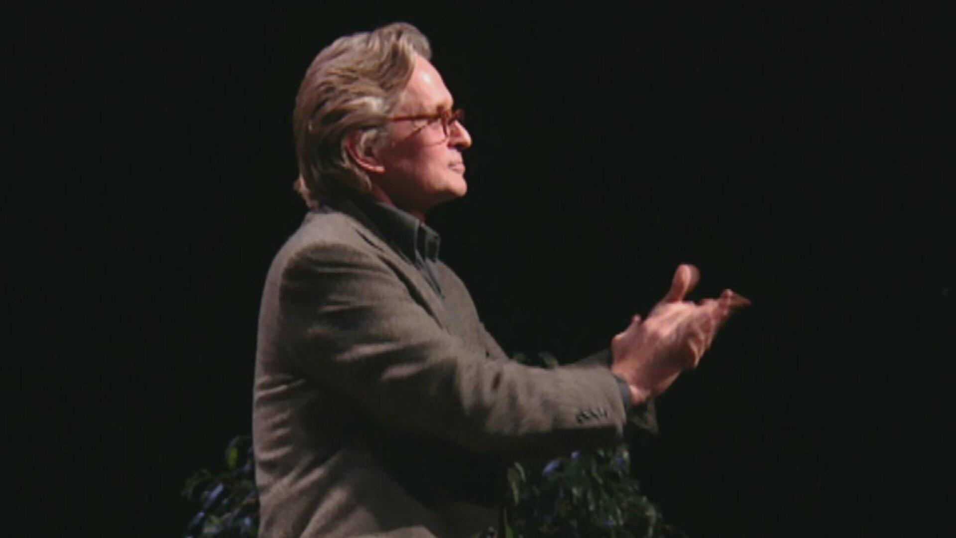 Michael Douglas: The South Bank Show Ori