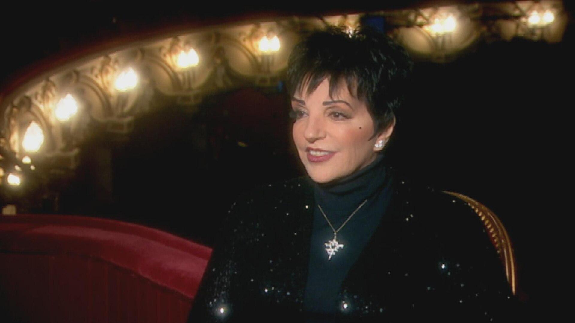 Liza Minnelli: The South Bank Show Origi
