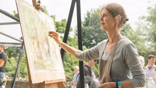 Landscape Artist Of The Year 2017: Knare