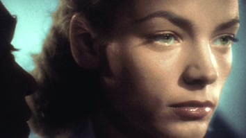 Lauren Bacall: A Look From The Sky