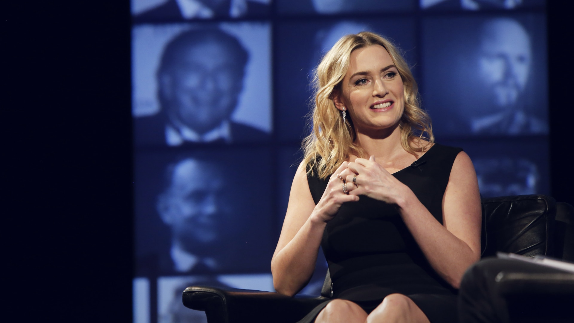 BAFTA: Kate Winslet Life in Pictures