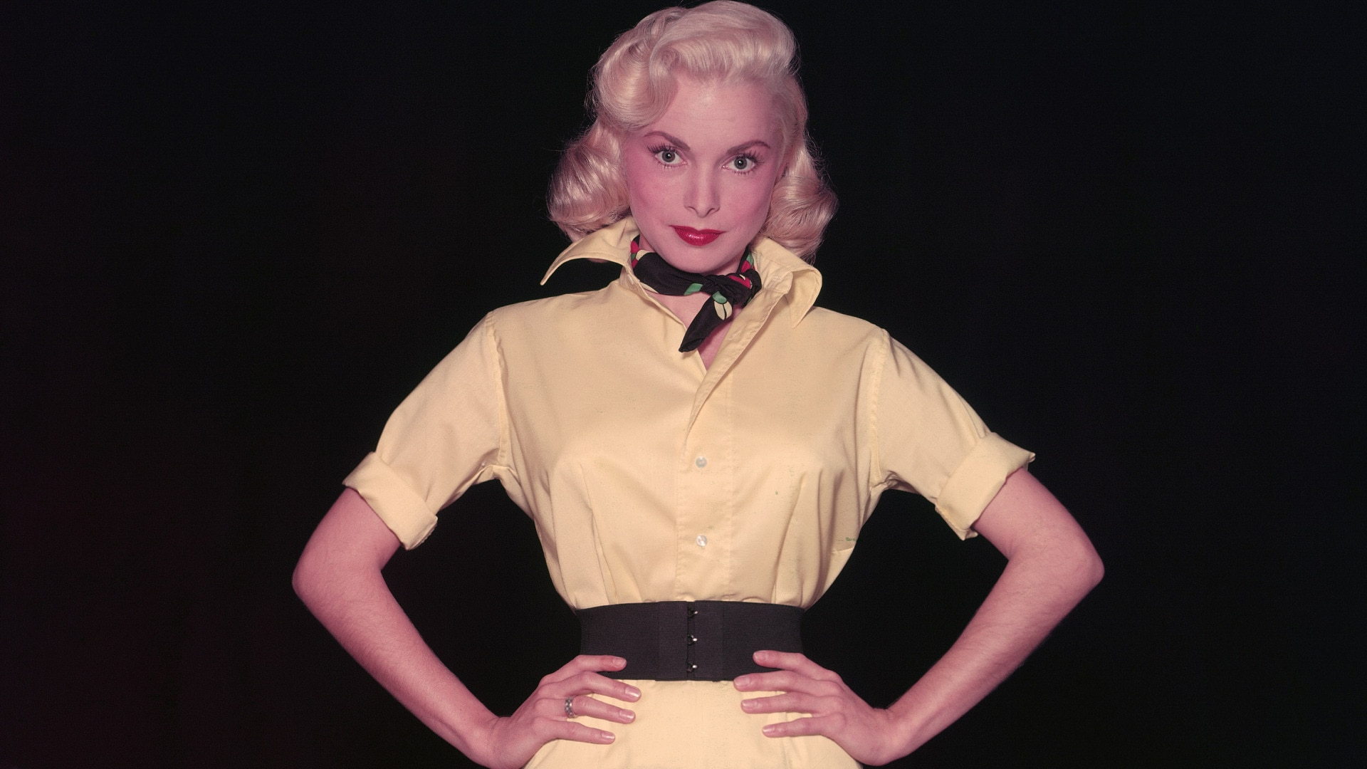 Discovering: Janet Leigh