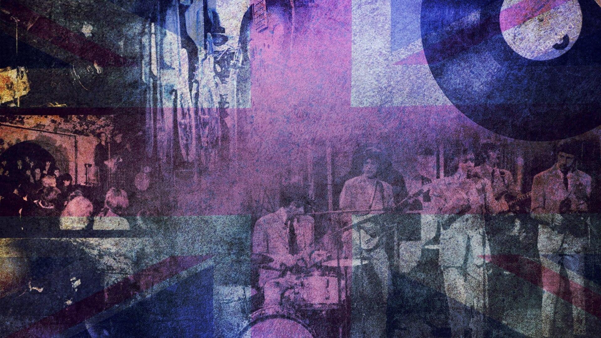 Music Icons: British Rhythm & Blues
