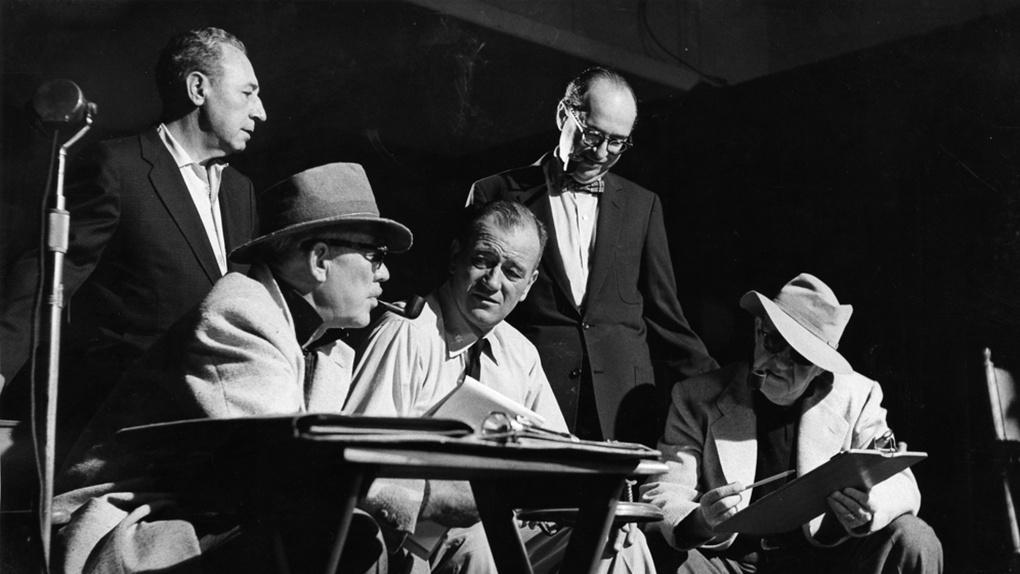 John Ford: The Directors