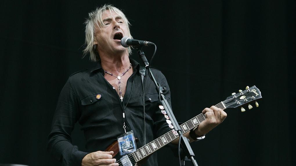 Paul Weller: Video Killed The Radio Star