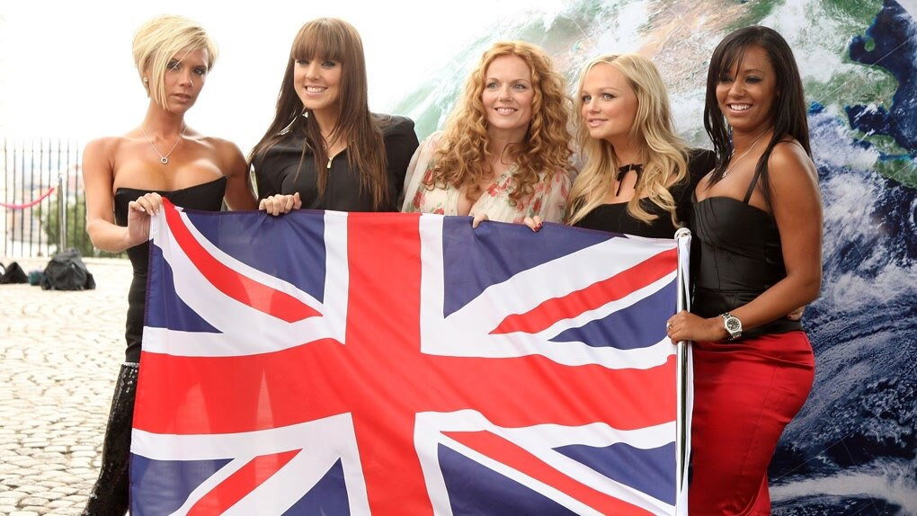 Spice Girls, The: Video Killed The Radio