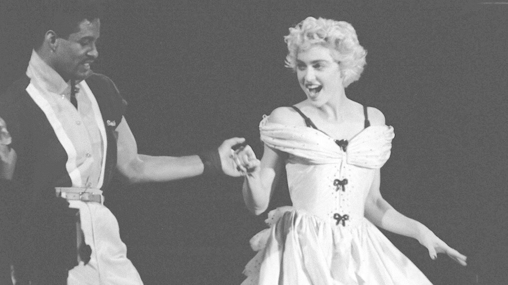 Madonna: Video Killed The Radio Star