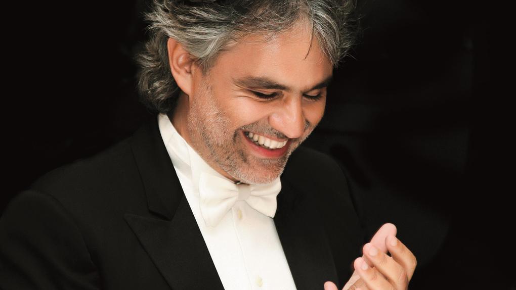 Andrea Bocelli: Legends Of Opera