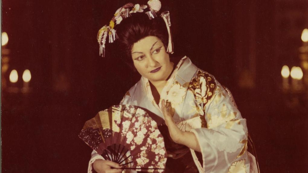 Montserrat Caballe: Legends Of Opera