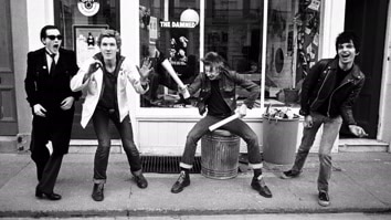 The Damned: Don't You Wish...