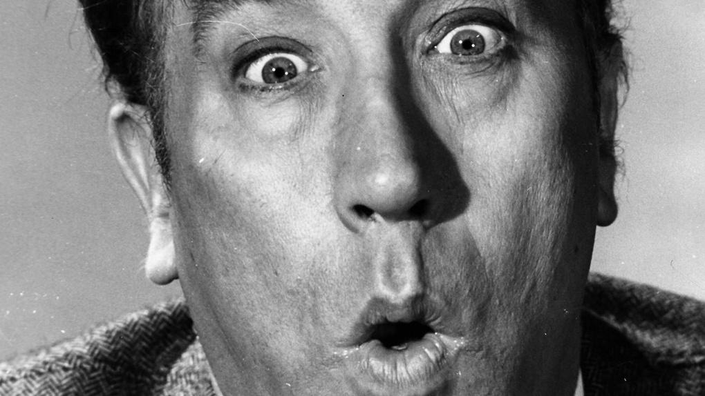 Comedy Legends: Frankie Howerd
