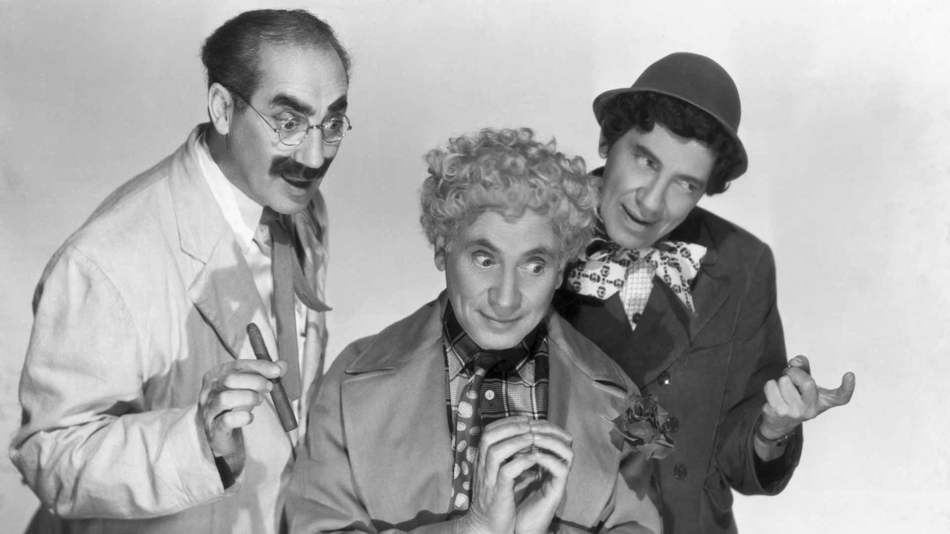 Comedy Legends: The Marx Brothers