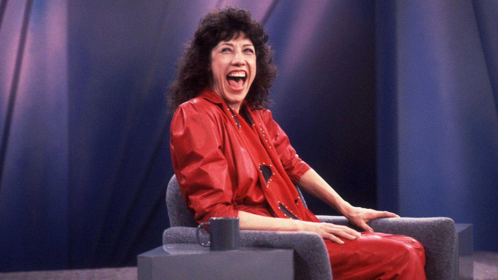 Comedy Legends: Lily Tomlin