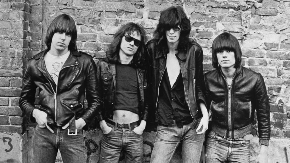 The Ramones: Music Icons