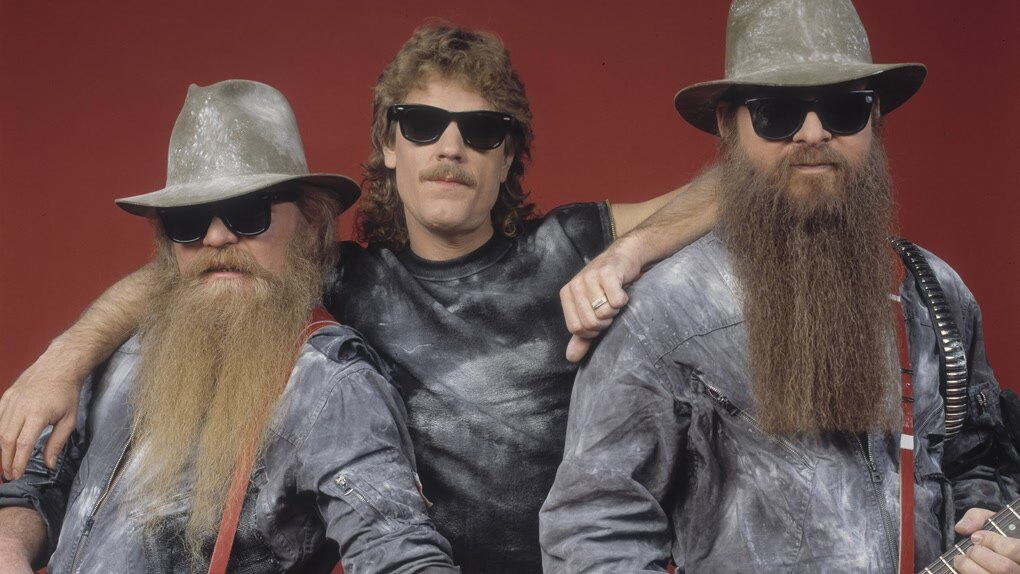 Zz Top: Music Icons