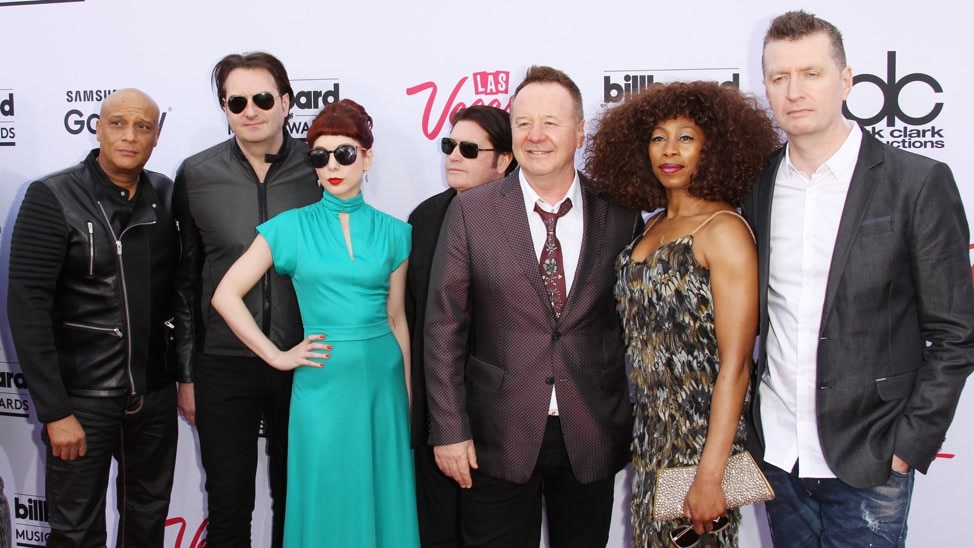 Simple Minds: Music Icons