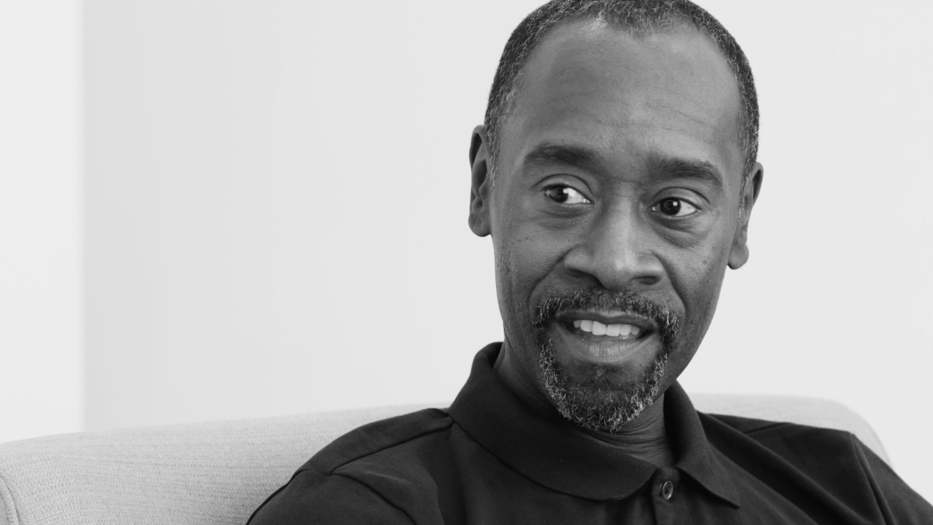 Don Cheadle: Off Camera With Sam Jones