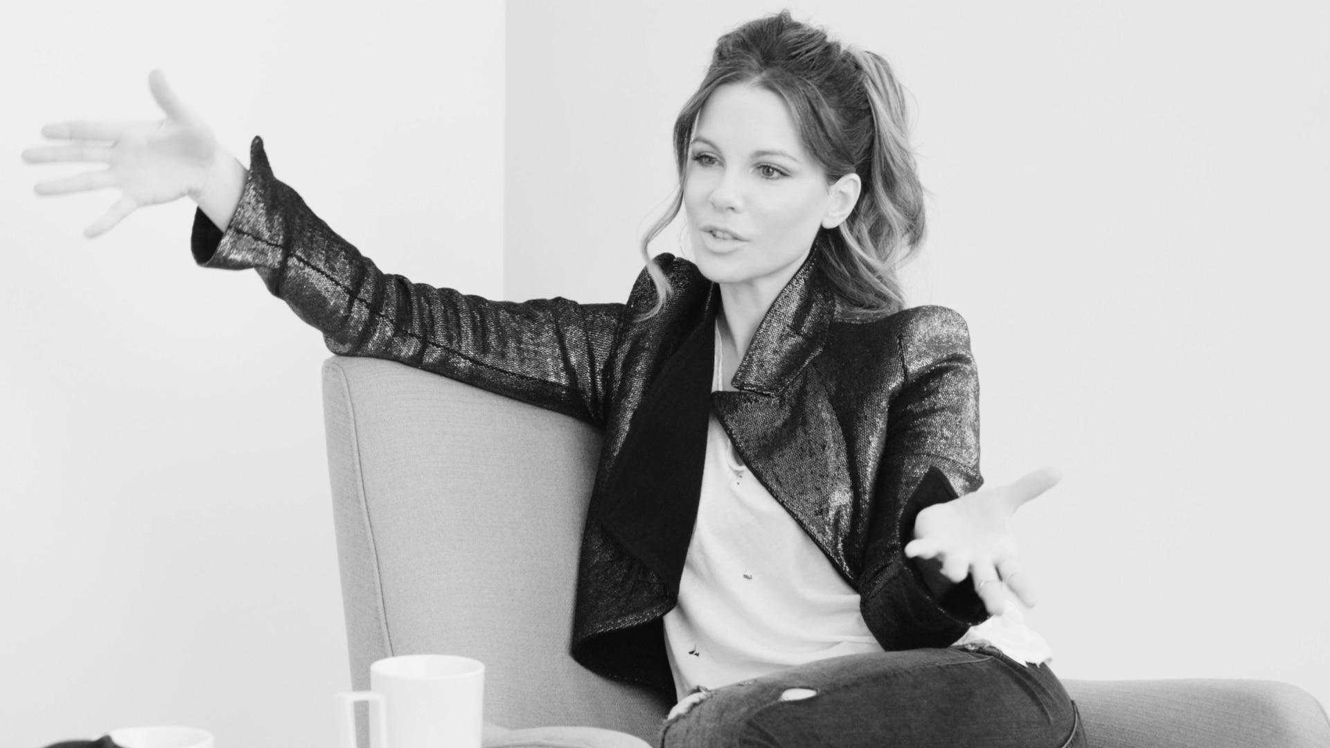 Kate Beckinsale: Off Camera With Sam Jon