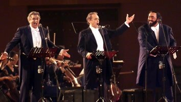The Three Tenors Christmas Concert