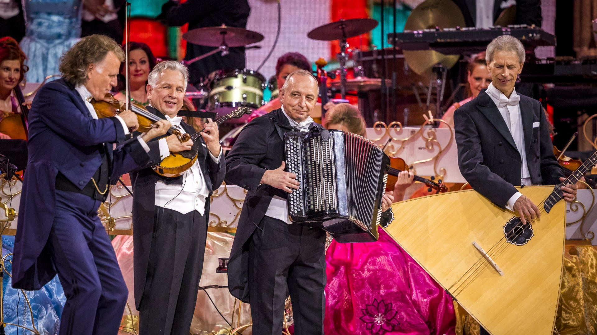 Andre Rieu: A Night To Remember