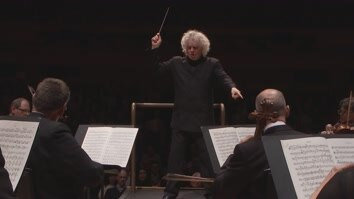 LSO: Sir Simon Rattle Conducts Bruckner and Messiaen with Pierre-Laurent