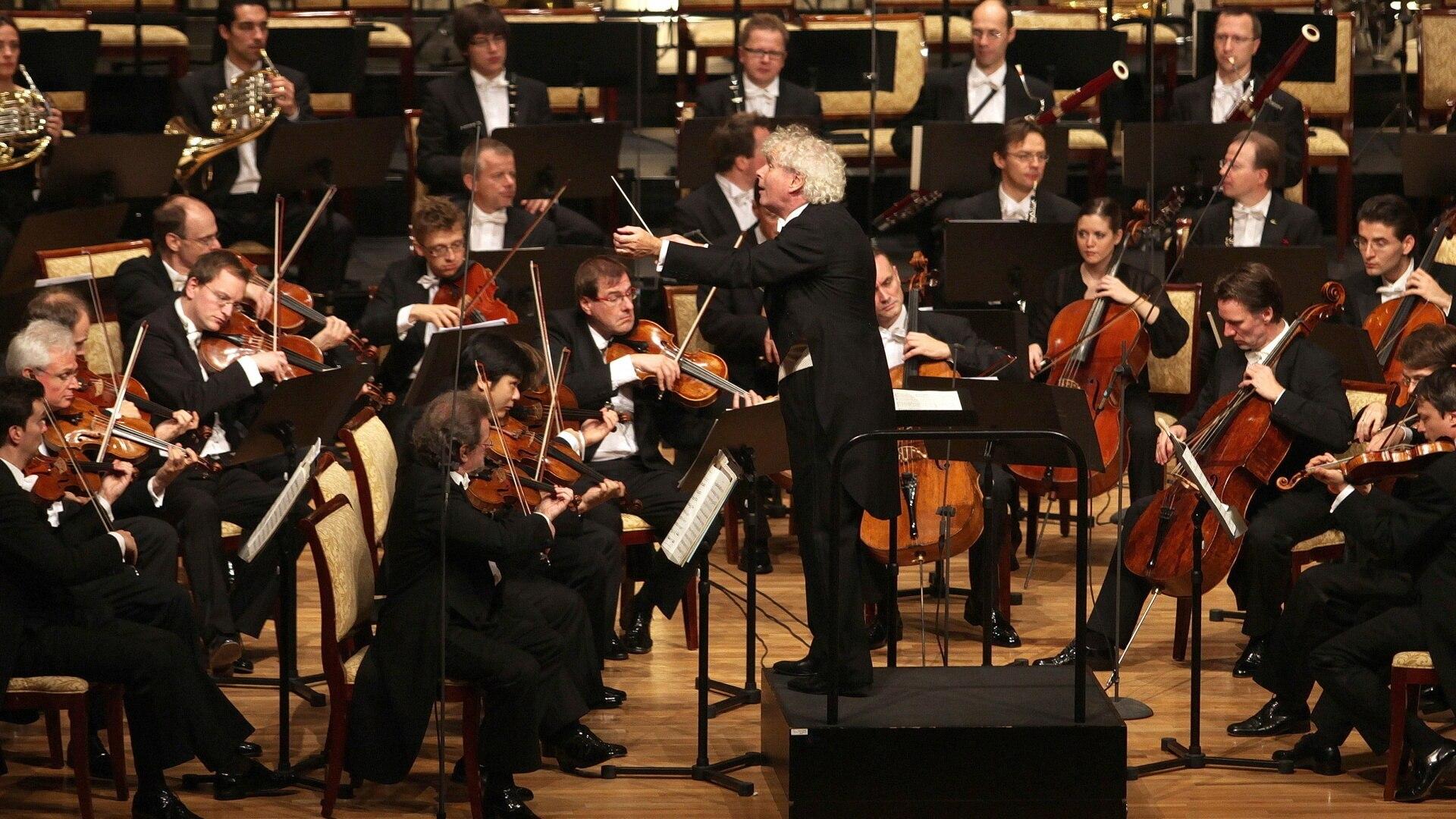 Sir Simon Rattle: Beethoven Symphonies N