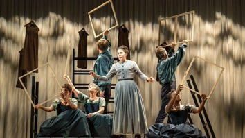 National Theatre: Jane Eyre