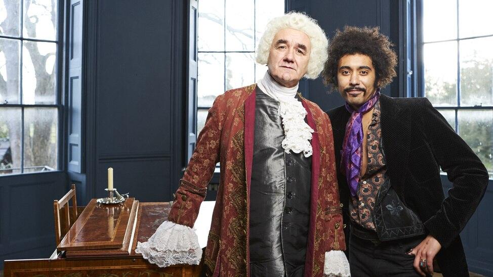 Episode 3 - Hendrix & Handel