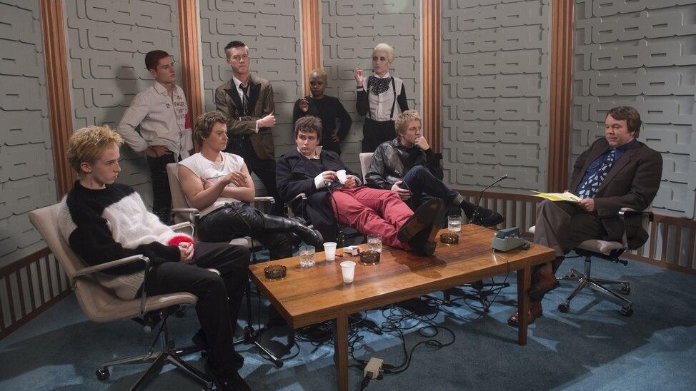 Episode 8 - Sex Pistols Vs Bill Grundy
