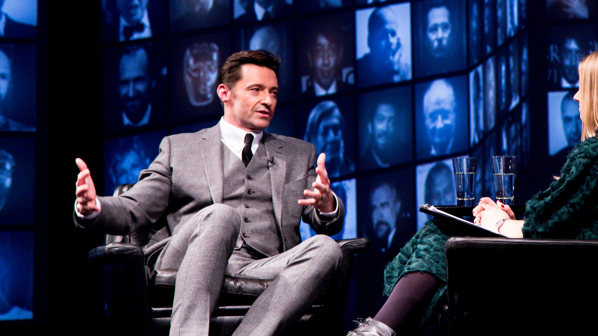 Bafta: Hugh Jackman...Life In Pictures