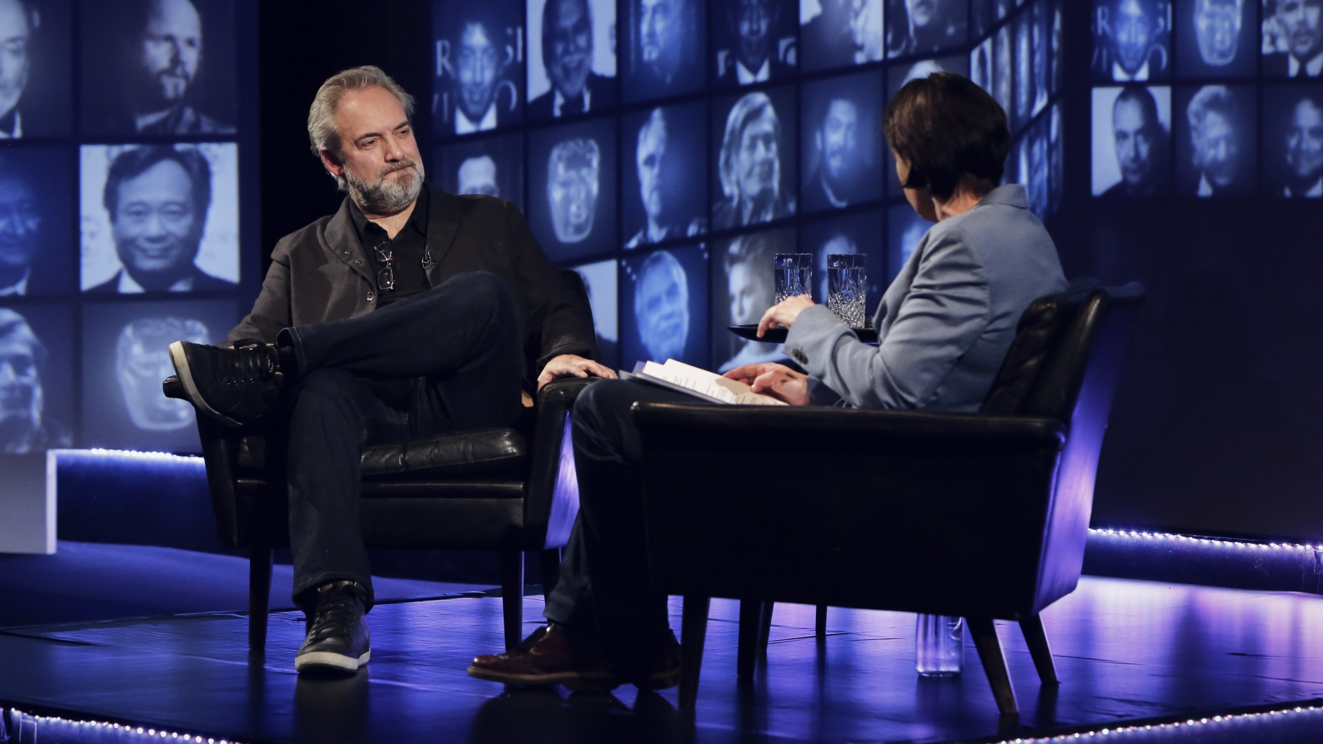 BAFTA: Sam Mendes Life in Pictures