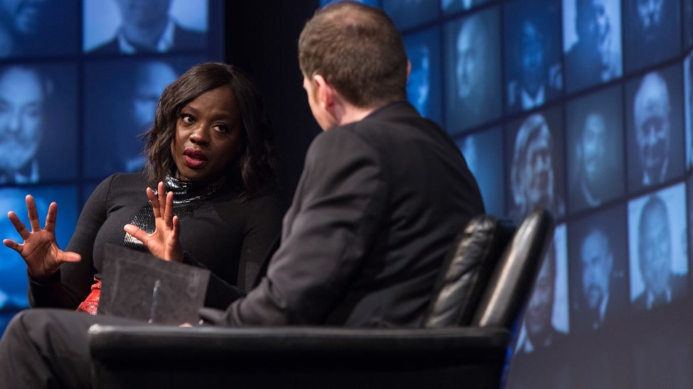 EPISODE 3 - Bafta: Viola Davis... Life In Pictures